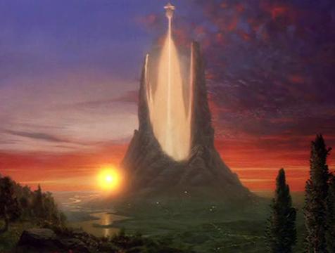 La Torre de Marfil en La historia interminable - Cine de Escritor