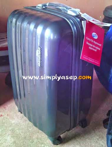 American Tourister Esteem Ultra Travel Bag