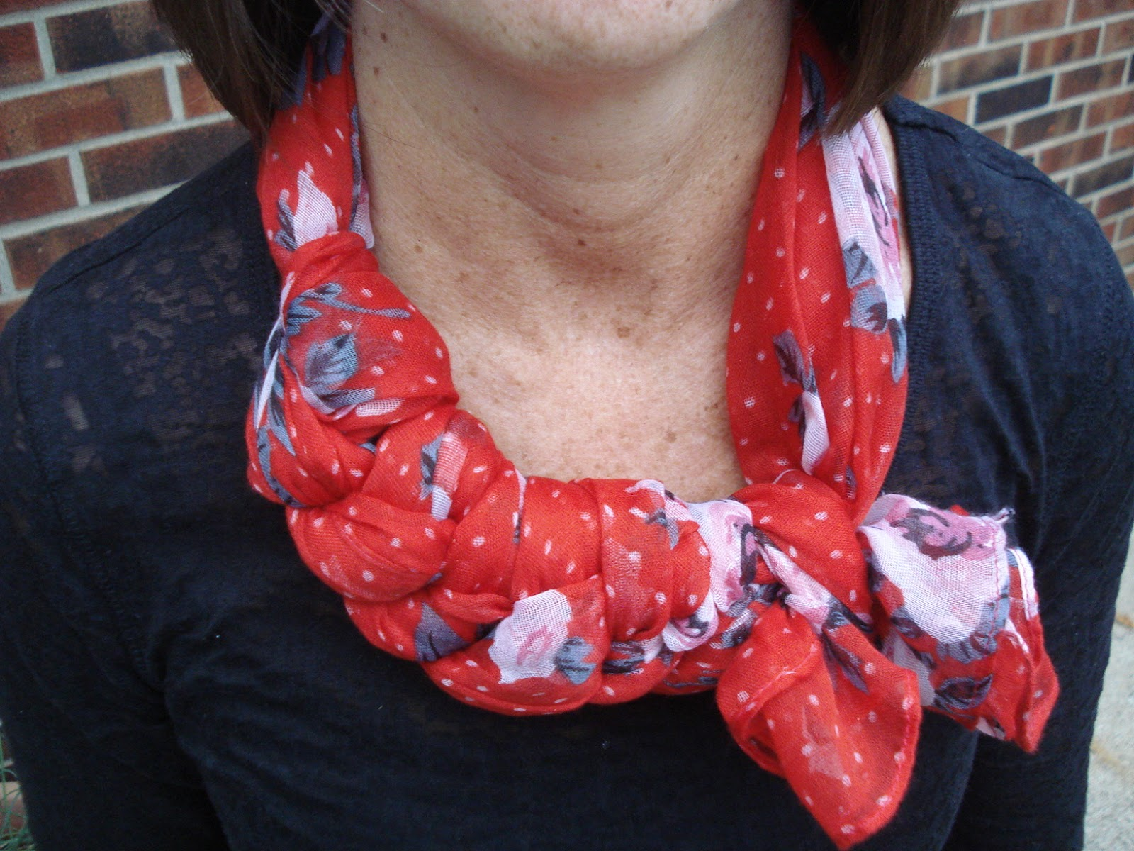 lindaloo things to do fancy braided scarf