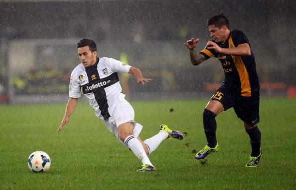 Kèo thơm miễn phí Parma vs Verona