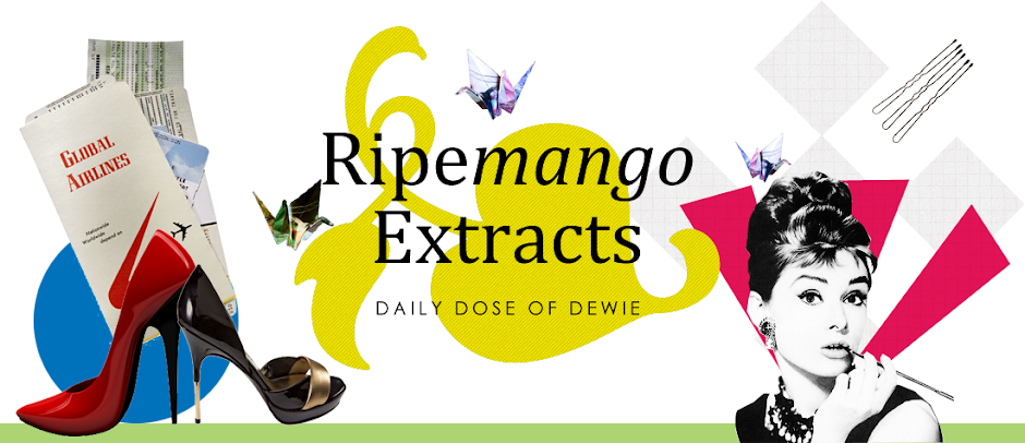 Ripemango Extracts