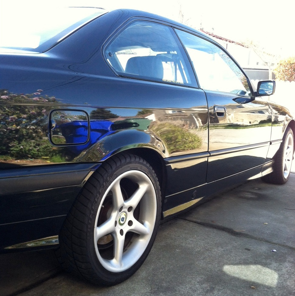 Stand Out Work : '94 E36 BMW 325is For Sale