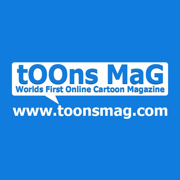 And if you are looking for an online Cartoon Magazine: