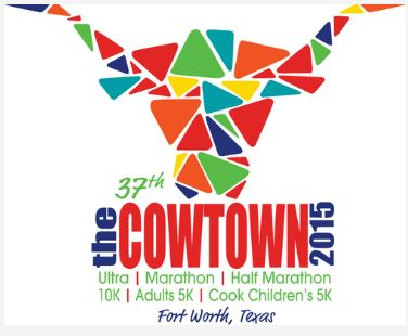 Special Thank You to Cowtown Marathon Team