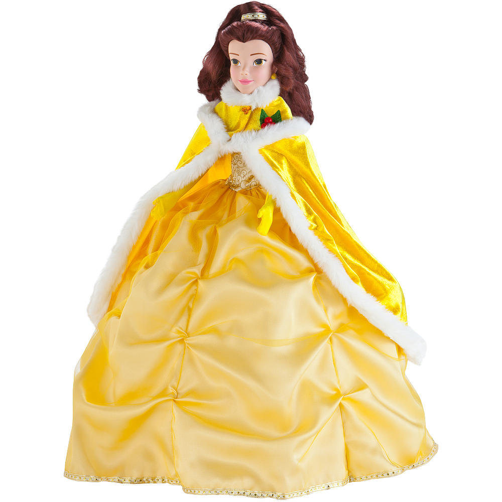 Toys R Us has a zoom option for a closer look - just click here for Belle here for Rapunzel or here for Cinderella!  sc 1 st  A Dollu0027s Life & A Dollu0027s Life: Disney Princess Holiday Dolls