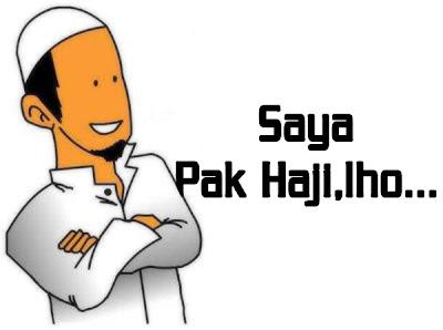 Mengapa Di Indonesia Ada Gelar Haji?