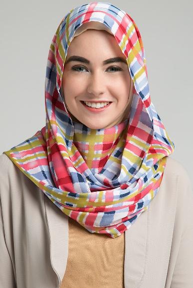 Contoh Hijab Modern Modis