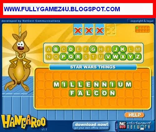 Download Hangroo Game Full Version