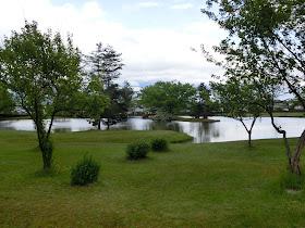 観自在王院跡・舞鶴が池