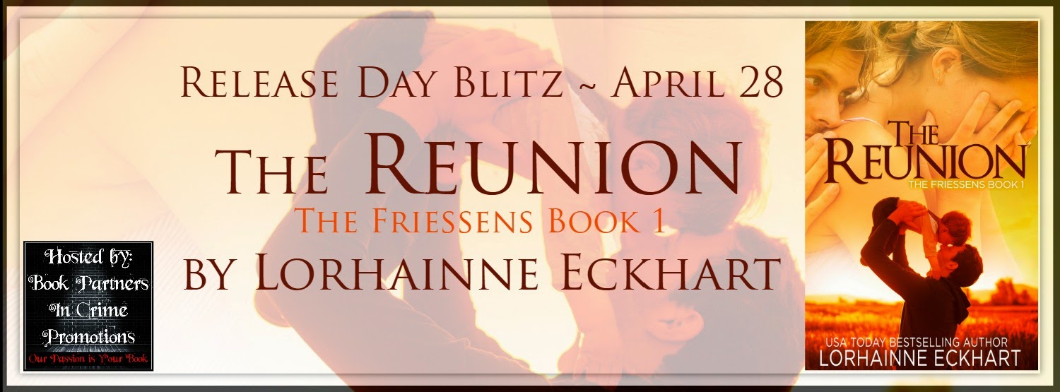 The Reunion by Lorhainne Eckhart – Release Day Blitz + Giveaway @LEckhart @BPICPromos