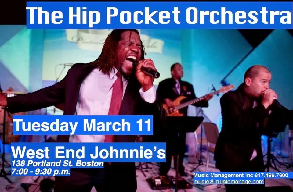 Hip Pocket Orchestra - West End Johnnie's