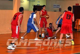 Liga Local de Baloncesto de Aranjuez