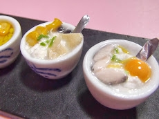 Miniature Congee/Porridge