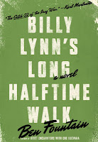 Download Billy Lynn's Long Halftime Walk Novel Book PDF