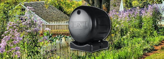 A review of the Envirocycle Original Composter (reviewed by Coletta Teske, The Grocery Garden)