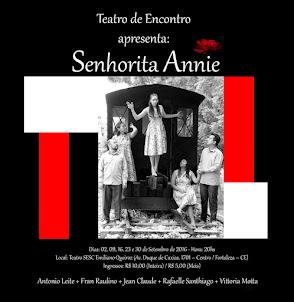 Teatro] Senhoria Annie no Teatro SESC Emiliano Queiroz