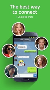 best android apps free calls-line