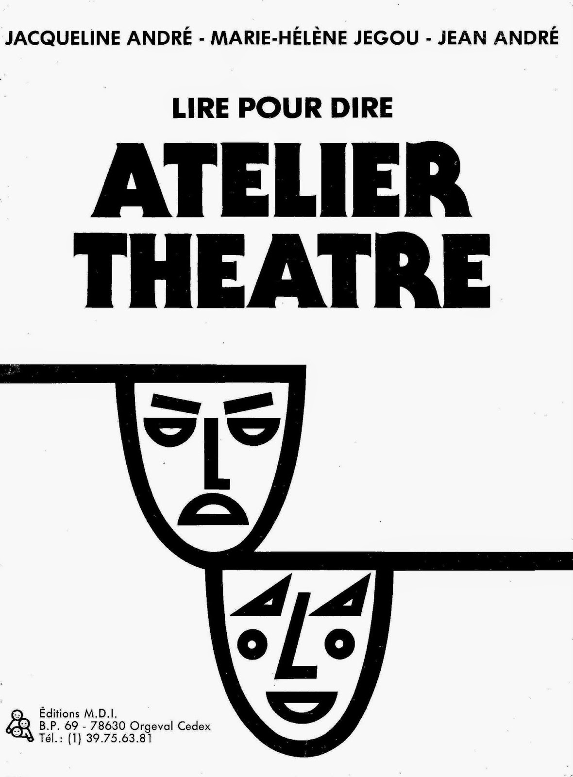 Atelier théâtre (lire pour dire), 1985