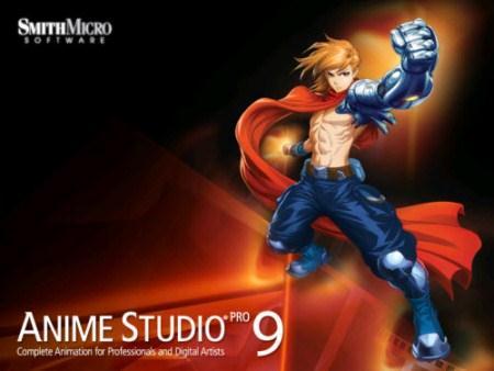 Anime Studio Pro 9.1