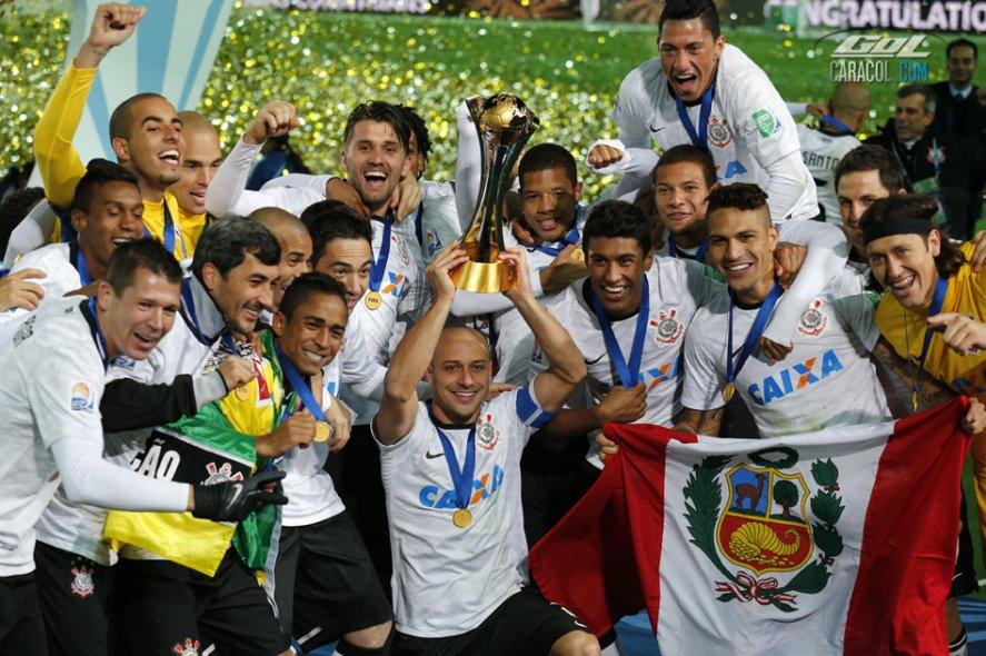 Corinthians, campeón del Mundial de Clubes