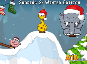 Snoring 2: Winter Edition