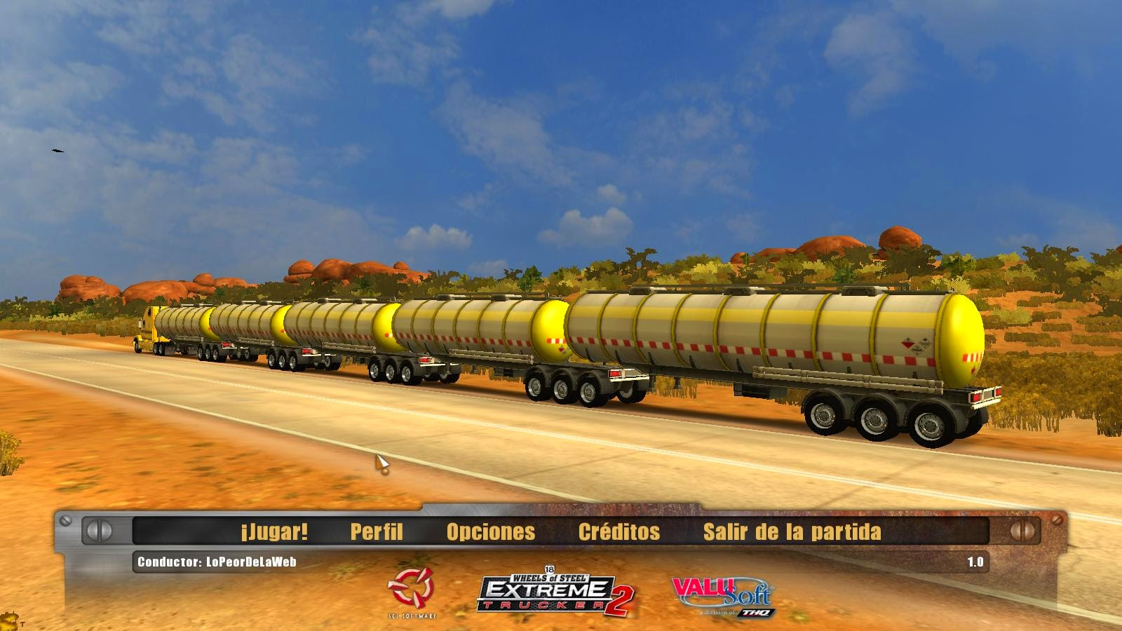 18 Wheels of Steel: Extreme Trucker 2 Multilenguaje