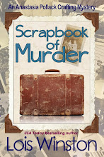 SCRAPBOOK OF MURDER