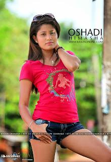 oshadi himasha new