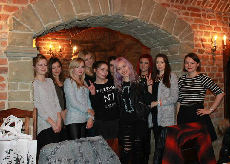 Spontaniczne spotkanie blogerek