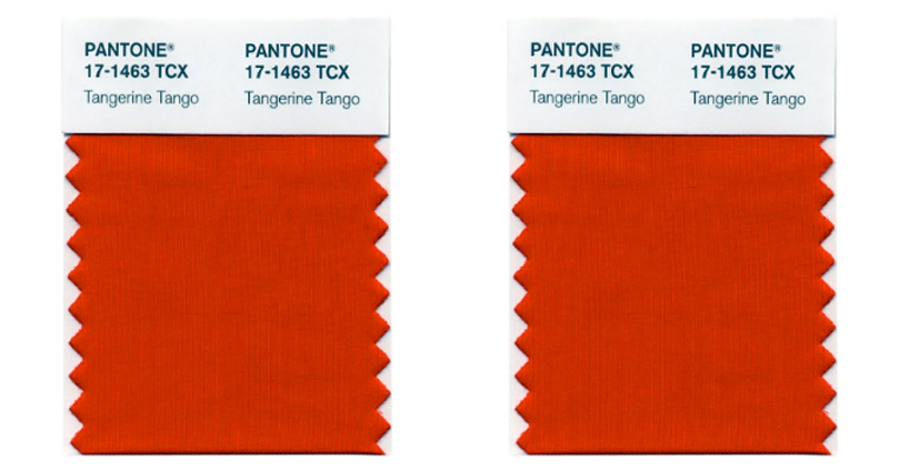 Flik By Design Colour Of The Year 2012 Tangerine