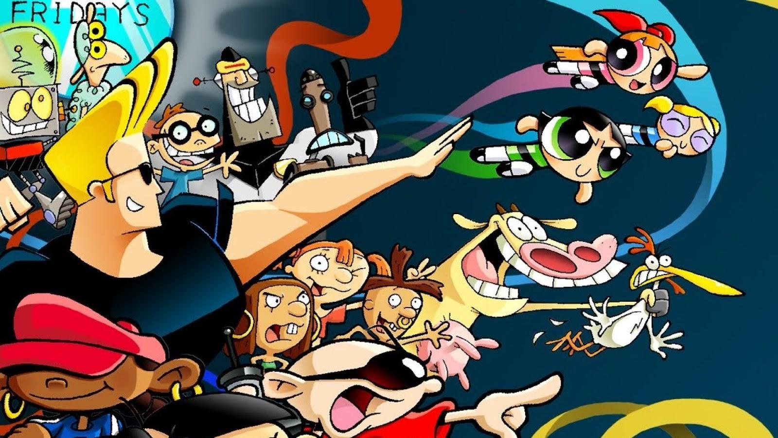 Cartoon Wallpapers