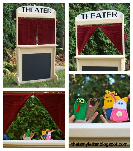 changeable play stand lemonade market post office theater bakery and more ana white build office