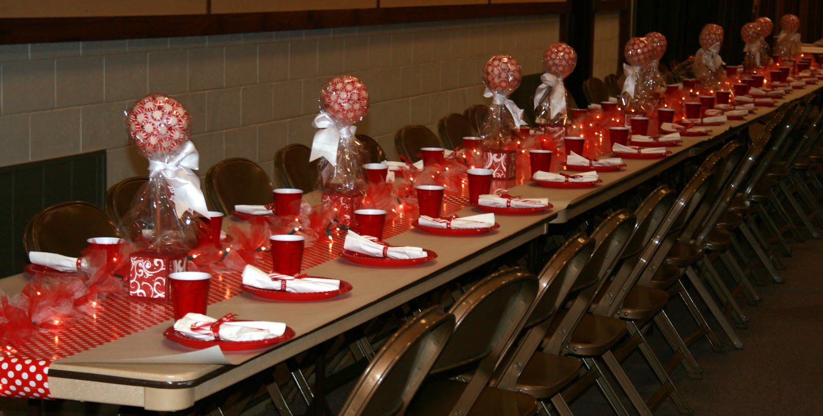 Beautiful Lds Ward Christmas Party Ideas Part - 11: Little Miss Suzy Q: Ward Christmas Party Center Pieces (and Some Rambling  About Our