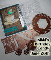 Nikki's Candy ends Jun 28