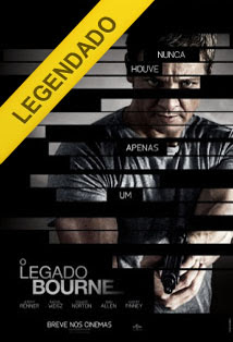 O Legado Bourne – Legendado