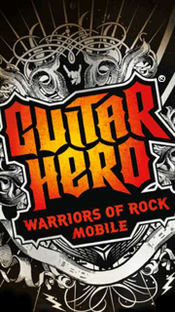 Guitar Hero 6. Warriors of Rock - Game S60v5 S^3 Anna Nokia Belle