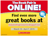 Our Book Fair is Online!