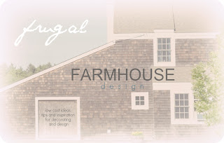 frugal farmhouse design