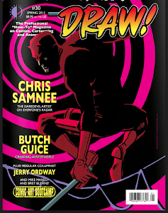 DRAW! Magazine NO.30 ON SALE NOW!