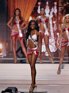 Miss Maryland Mame Adjei