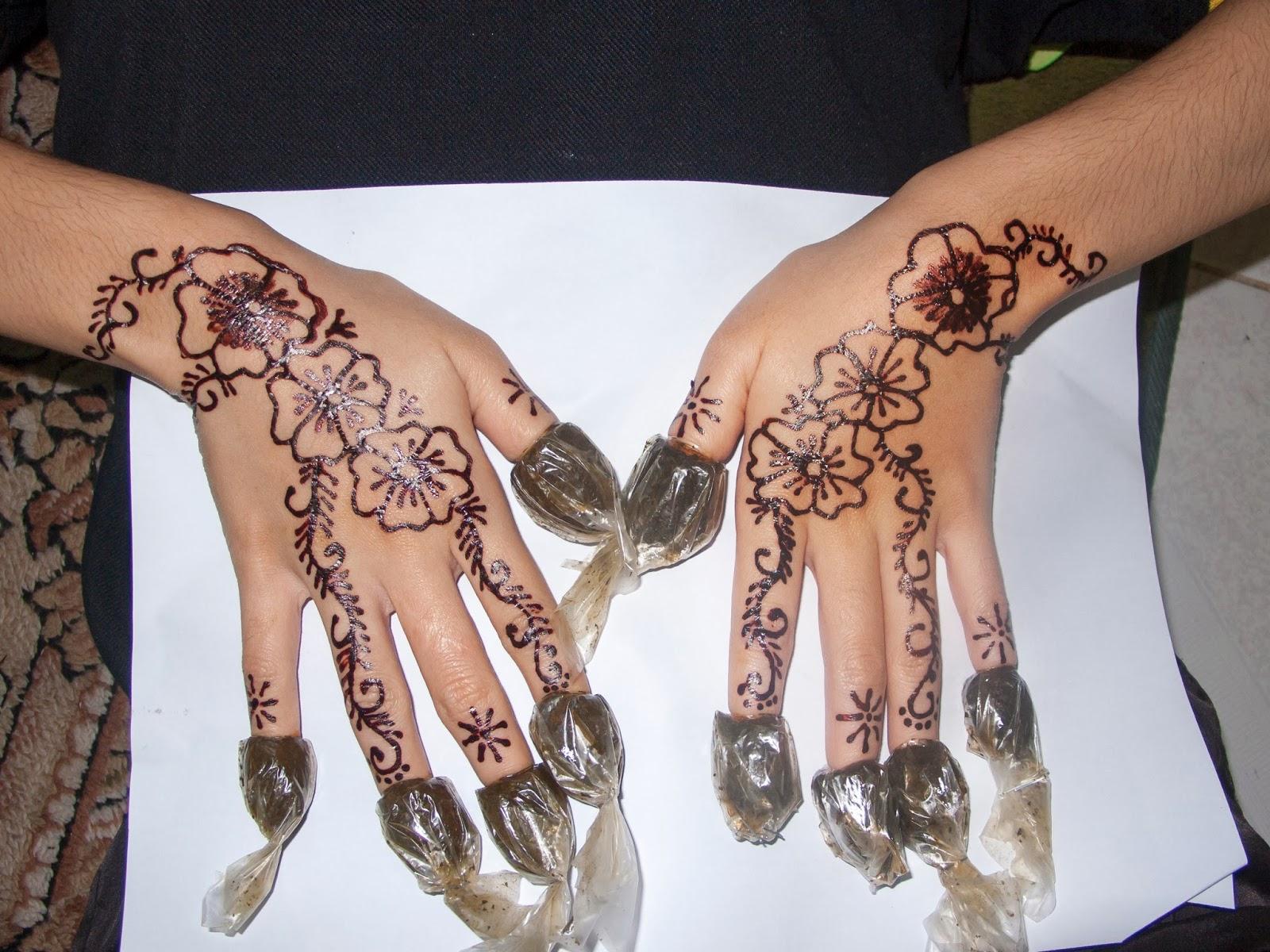 Mekap Amp Inai Lukis Makeup Amp Henna Home