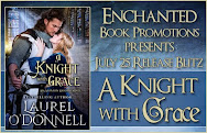 A Knight with Grace Release Blitz & Giveaway