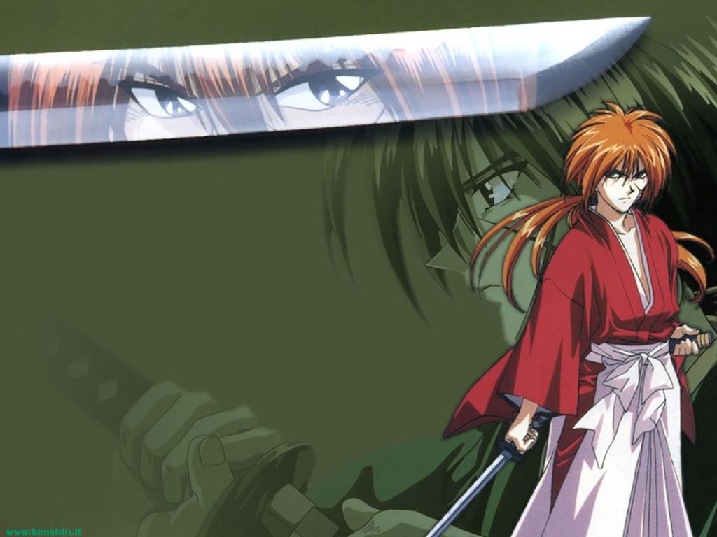 wallpapers samuray x: