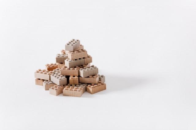 Mokulock, bloques de madera, lego, block, japon, japan, kids