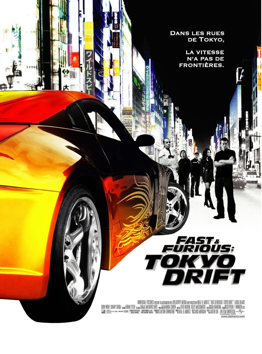 The Fast and the Furious: Tokyo Drift (2006) ταινιες online seires xrysoi greek subs
