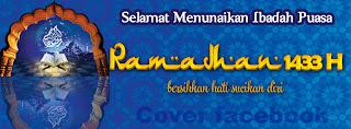 Sampul kronologi ramadhan biru laut