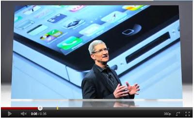 iPhone5 定10月4日亮相