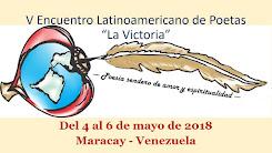 V Encuentro Latinoamericano de Poetas