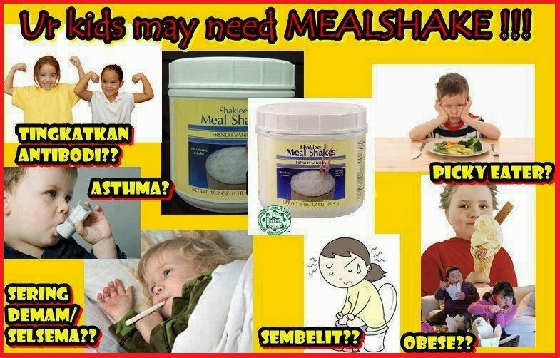 khasiat mealshakes