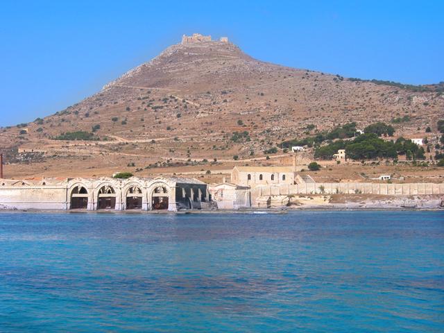 La fortezza dimenticata l isola di mozia for La fortezza arredamenti commerciali